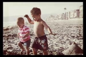 beach love sand ocean vacation