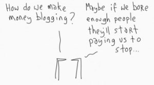 funny-make-money-blogging