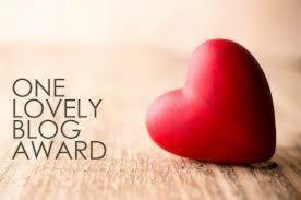 One Lovely BlogAward
