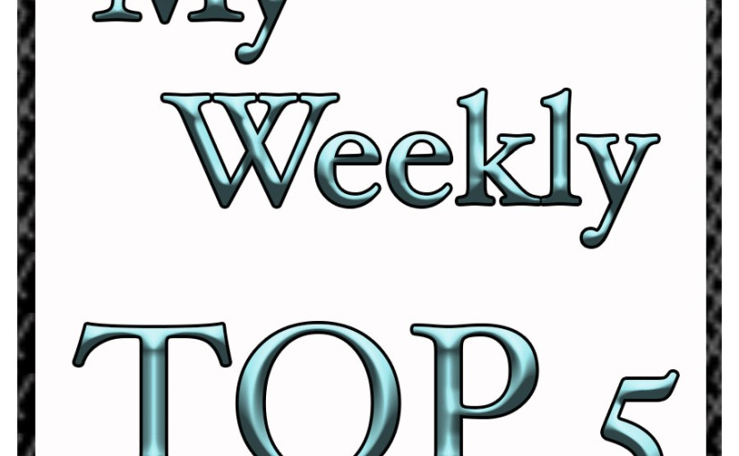Friday's Top 5: 5/22
