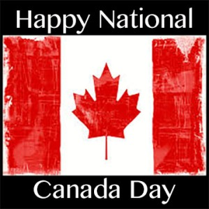 Happy National Canada Day
