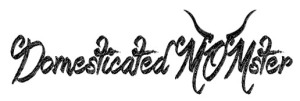 logo domesticated momster signature