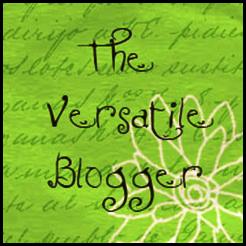 versatile blogger award badge icon