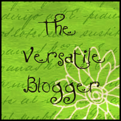 versatile blogger award badge icon