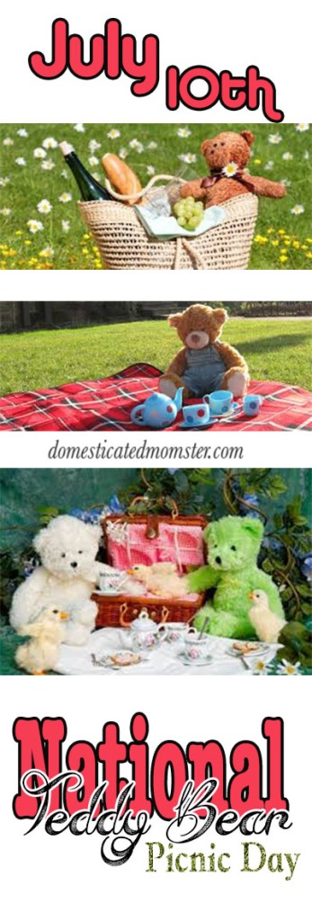 Teddy Bear Picnic National Day