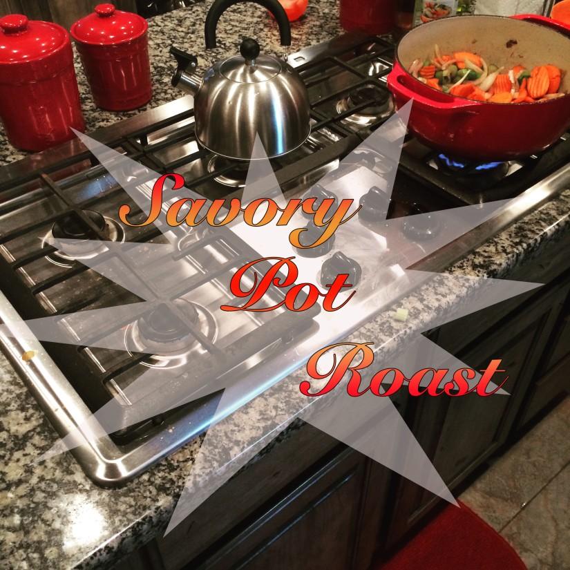 pot roast recipe #foodpornthursdays