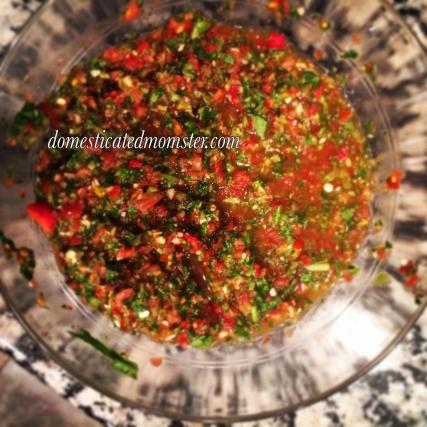 quesadillas basil salsa recipe foodpornthursdays
