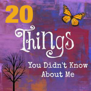 blogging blog 20 things getting to know