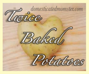 Baked Potatoes Cooking Recipes Yummy