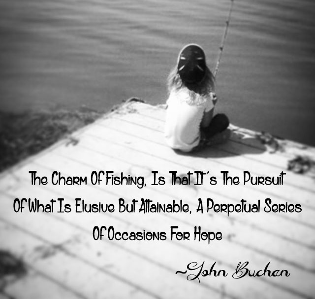 Favorite quote #quotes #fishing #patience