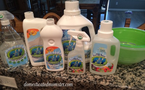Fit Organic Product Review Domesticated Momster