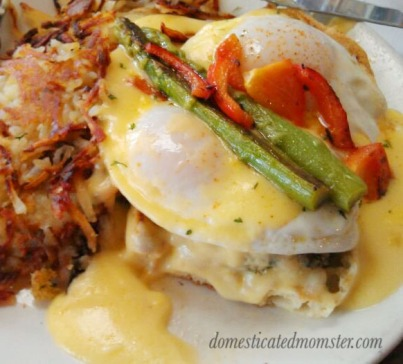 Griddle restaurant review eggs benedict breakfast Winnemucca Nevada