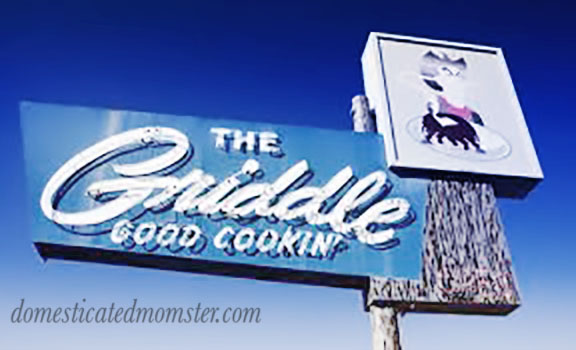 Griddle restaurant review Winnemucca Nevada #breakfast