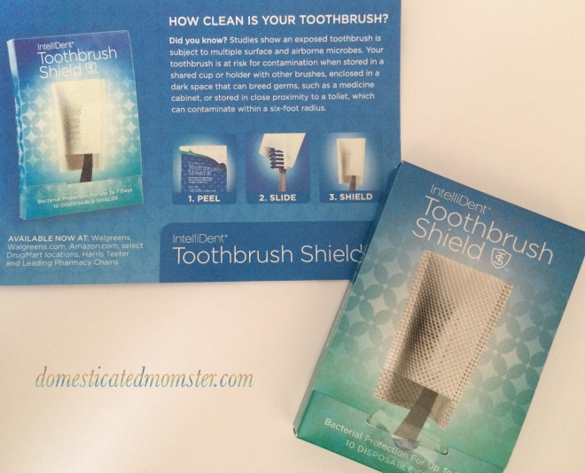 IntelliDent Review #toothbrushes #germs #bacteria #health #toothbrushgerms
