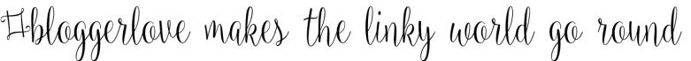 A Few Linky Etiquette Guidelines #linky #bloghop #bloggerlove