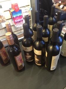 19 Crimes Wine reds