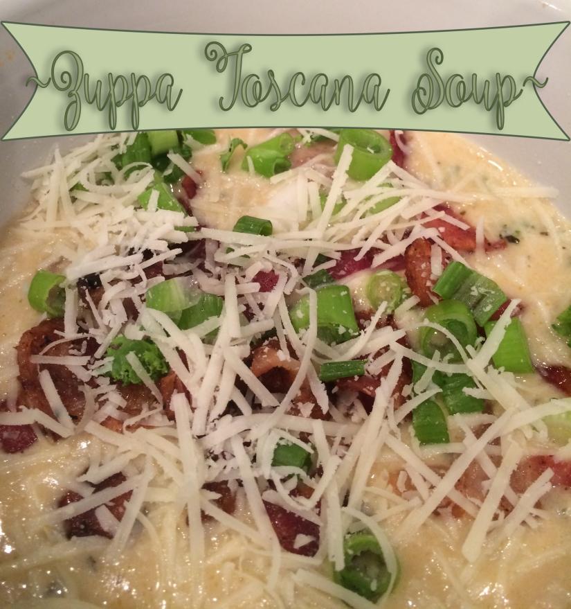 ~Zuppa Toscana SoupRecipe~