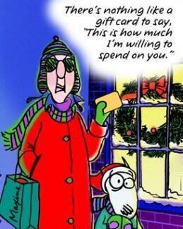maxine funny humor Christmas2015