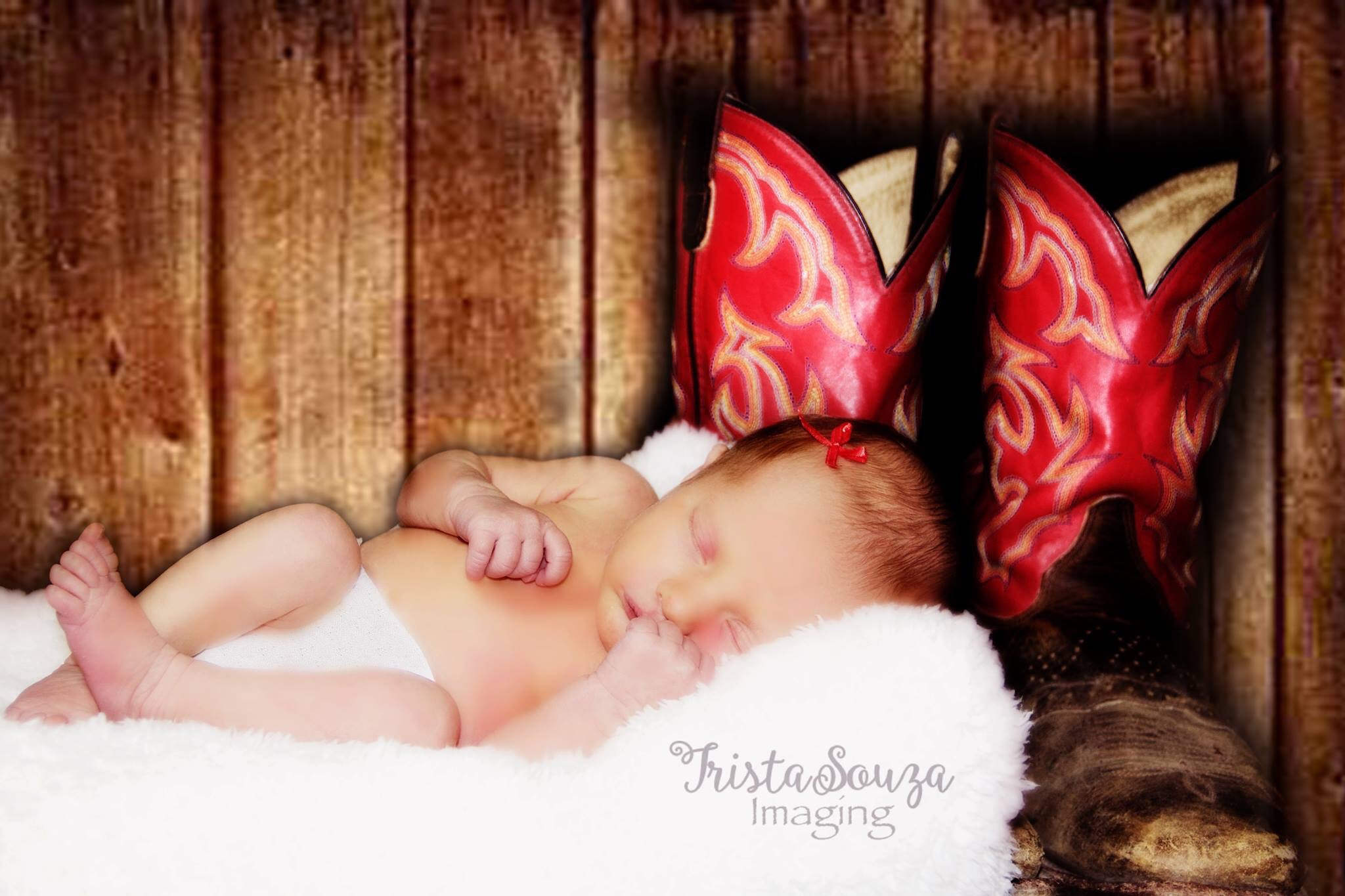 photography photoshop newborn photos western