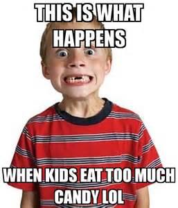 kids candy hyper eating habits nutrition