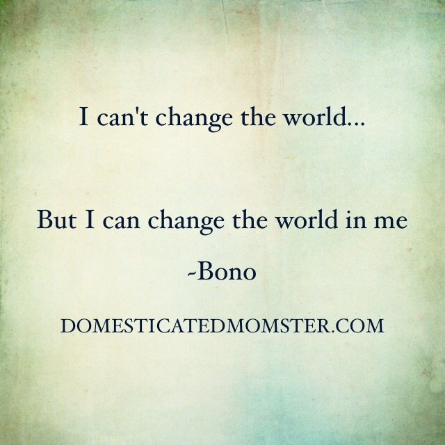 quotes Bono U2 inspiration peace