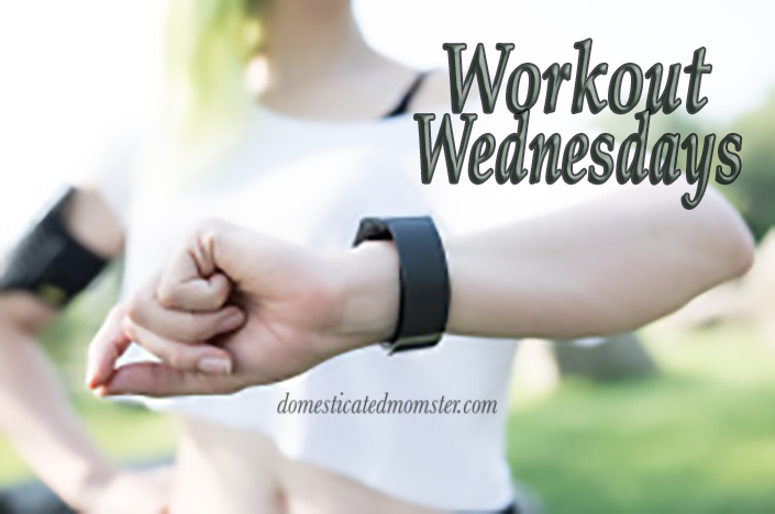 Workout Wednesdays FitBit fitness health gym exercise