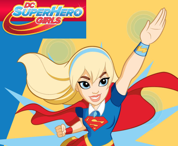 DC SuperHero Girls DCKids YouTube Channel