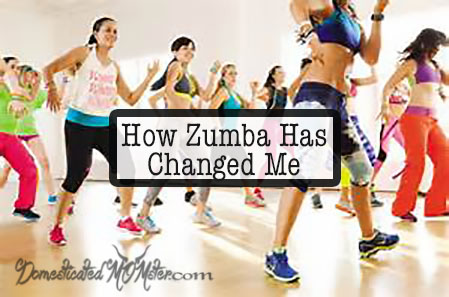 How Zumba Has Changed Me