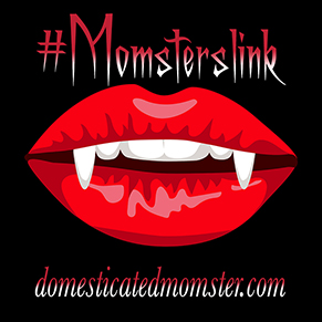 #momsterslink domesticated momsters linky blog hop link-up