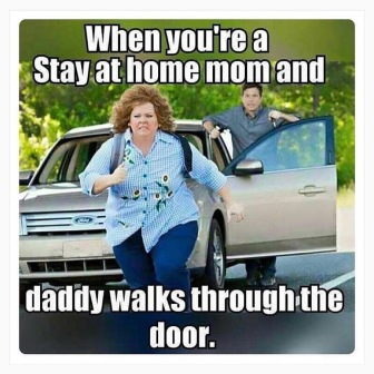 husbands SAHM stay at home parents humor