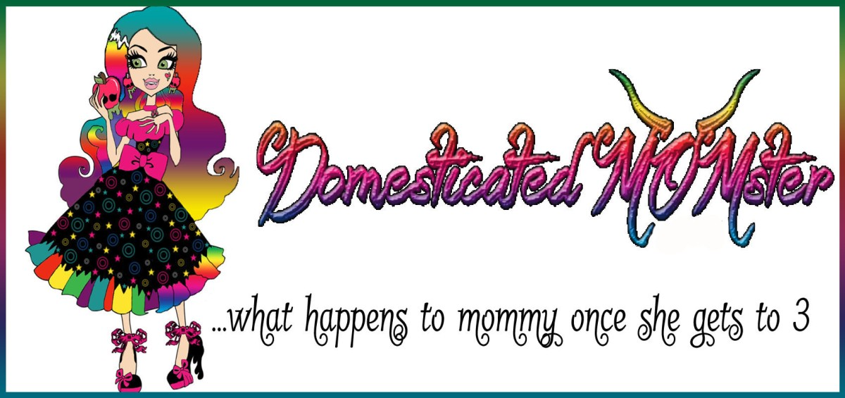 domesticated momster logo