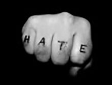 hate crimes corruption evil