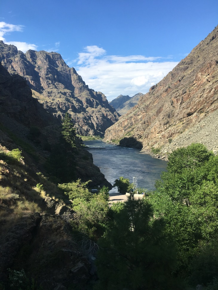 Hells Canyon Scenic Byway Oregon
