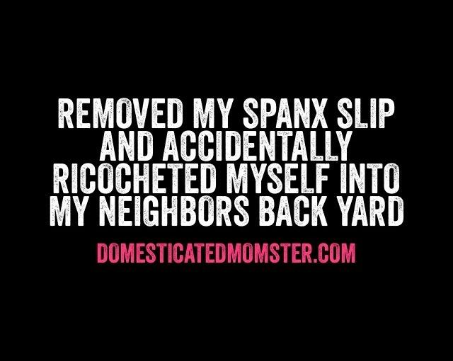 spanx funny humor